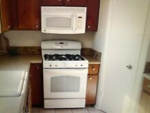 GE 30  Free Standing Gas Convection Range