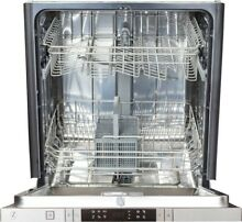 ZLINE   24  Compact Top Control Built In Dishwasher with Stainless Steel Tub