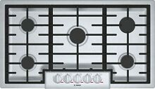 Bosch Benchmark 30 in 5 Burners Stainless Steel Gas Cooktop NEW
