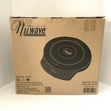 NuWave Precision Induction Cookware Cooktop Model 30101 New In Open Original Box