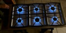 46  Dacor Stainless Natural Gas Cooktop
