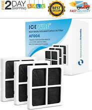 IcePure Refrigerator Air Filter Replacement for LG LT120F  3 Pack