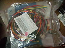 NEW FRIGIDAIRE DRYER LCD WIRE HARNESS PART  131484700