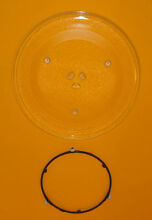 13 5 8  microwave glass turntable   8 5  roller ring   GIFTS