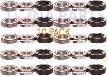 10 PACK  Whirlpool Cabrio Bravo Oasis Washer Tub Bearing   Seal Kit W10435302