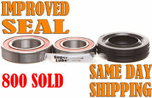 Genuine OEM Whirlpool Cabrio Bearing Kit and Tool W10435302 and W10447783