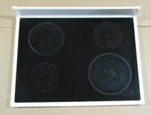 Maytag Amana Range Glass Cooktop 31722311C BISQUE ACF4215AC 0109261109