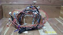 W10141982 KENMORE ELITE ELECTRIC DRYER WIRE HARNESS MAIN w ELECTRICAL BLOCK