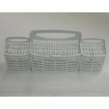 Replacement Dishwasher Silverware Basket fits Frigidaire Dishwashers  5304507404
