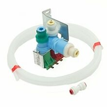 Replacement Water Valve Solenoid for Kenmore Sears 2188746 Refrigerator Icemaker