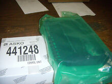 PART 441248   NEW ASKO DISHWASHER CONTROL UNIT