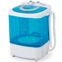 Portable Washing Machine 8 8LBS Laundry Wash RV Camping Mini Small Easy Operate