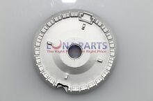 Genuine OEM WPW10256028 Whirlpool Burner Head W10256028