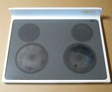 Whirlpool Range Glass Cooktop 8274095 BISQUE 665 95004102 RP1020916