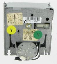 Whirlpool Laundry Washer Timer Part 384536R 384536 Model Whirlpool 11081350100