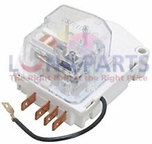 W10822278 AP5985208 PS11723171 Supco Refrigerator Defrost Timer 8hr 20min 1 2hp
