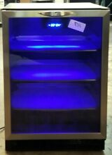 Danby Silhouette 24  Built In Beverage Center Wine Cooler Refurbished DBC514BLS