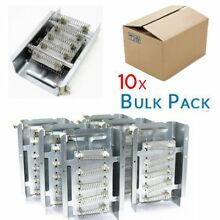 10x Dryer Heating Element for Whirlpool Kenmore 279838 AP3094254 PS334313 SC