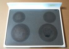 Whirlpool Glass Cooktop 8273604 8187886 BISQUE 665 95794000 RK2011371