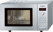 Bosch hmt75g451 Stainless Steel   Microwave with Grill