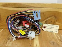 Crosley Front Load Washer 137214800 Main Wire Harness
