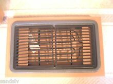 Jenn Air Grill Cartridge 3 Prong Vintage 1976 Model 87906 Never Used Guaranteed
