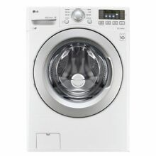 LG WM3270CW 4 5CF 9 Cycle Front Load Washer White  Pickup ONLY Ft Lauderdale FL