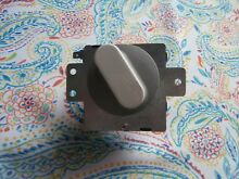 Used Whirlpool Dryer Timer with knob   Part   8299764 B Model  M460 G