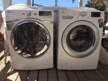 WHIRLPOOL ELECTRIC DRYER KENMORE FRONT LOADER WASHER