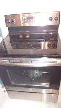 NEW GE STAINLESS STEEL 30 INCH FREE STANDING ELECTRIC RANGE STOVE OVEN JB625RKSS