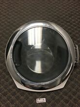 Whirlpool Washer Door Assembly W Hinge WPW10209537  W10209537