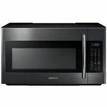 Samsung ME18H704SFG Over the Range  Microwave   Black Stainless Steel