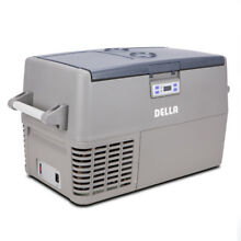 Premium Portable Electric Cooler Refrigerator   Freezer Camp Outdoor AC DC   33L