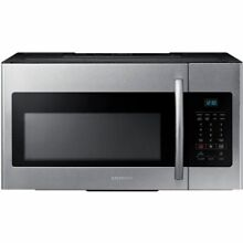 Samsung ME16H702SES 1 6CF Over the Range Microwave Stainless steel