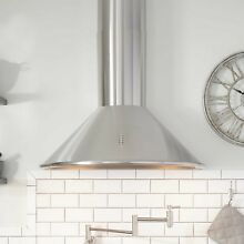 36  Provence Series Stainless Steel Wall Mount Range Hood with 600 CFM Fan