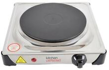 1500W Single Electric Hotplate   KITCHEN PERFECTED
