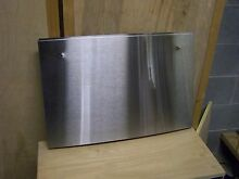 Maytag Whirlpool Dishwasher Top Drawer Front Panel Door  W10185061