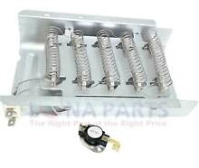 110 66642500 Kenmore Dryer Heating Element and Thermostat Kit