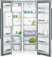 Siemens KA92DAI30   Cool Combi Fridge Freezer Side by Side  Nofrost   Doors Fine