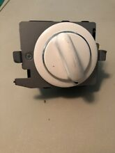 572D520P021 GE USED DRYER TIMER  w  Knob 30 Day Warranty Free Shipping