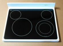 Whirlpool Range Glass Cooktop W10181462 BISQUE WFE366LVT0 R13422193