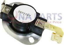 WP3977767 for Whirlpool Kenmore Dryer Thermostat Limit AP6009043 PS11742185