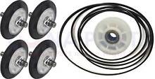 4581EL2002A 4560EL3001A 4400EL2001F DRYER DRUM ROLLER BELT PULLEY KIT FOR LG