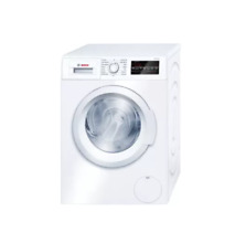 Bosch 300 Series 24  Compact Stackable Front Load Washer WAT28400UC White