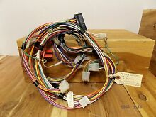 134401600 FRIGIDAIRE GALLERY WASHER ELECTRONIC HARNESS MULTI COLOR
