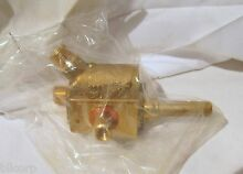 ELECTROLUX Gas Range Surface Burner Valve 316574902 316574902