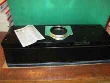 BROAN F404223 42  DUCT DUCTLESS 2 SPEED 4 WAY CONVERTIBLE RANGE STOVE HOOD BLACK