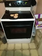 Whirlpool Gibson Glasstop Stove