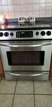 Frigidaire Ffes 3026TS 30 Inch Slide in Electric Range Stainless Steel