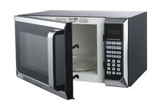 Stainless Steel Hamilton Beach Microwave Oven